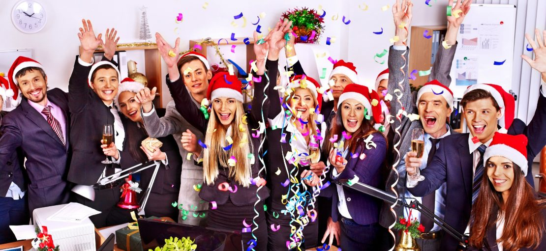Image result for work christmas party