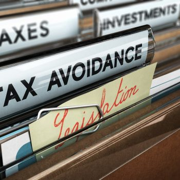 Tax Avoidance And Legislation